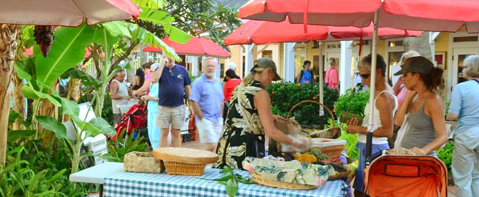 Kauai Grown Farmers Markets