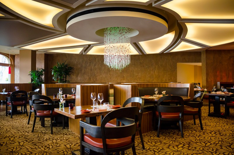 Napali Cafe St Regis Menu
